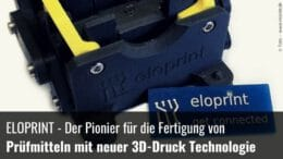 Prüftechnik aus dem 3D-Drucker