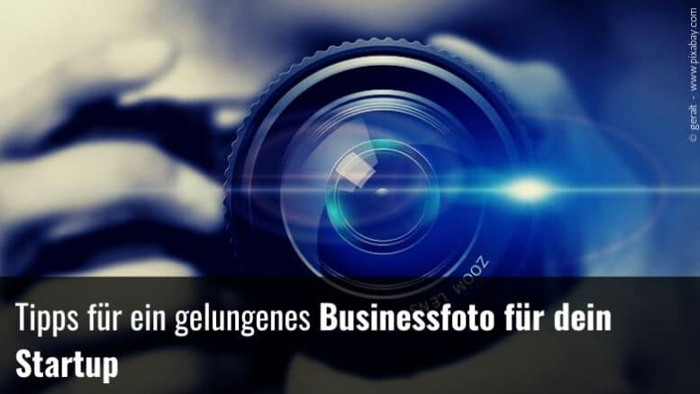 Fotos für Gründer