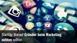 Beim Marketing Beachten